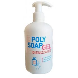 GEL IGIENIZZANTE ANTIBATTERICO - POLY SOAP GEL - 1 flacone da 500ml