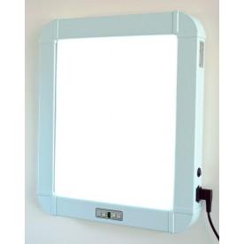 NEGATIVOSSCOPIO A LED 36X43 cm - RETROILLUMINAZIONE - 1 SETTORE