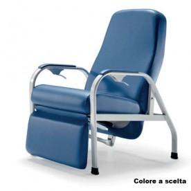 POLTRONA RELAX - MOVIMENTAZIONE MANUALE - AMBITO MEDICALE - KSP