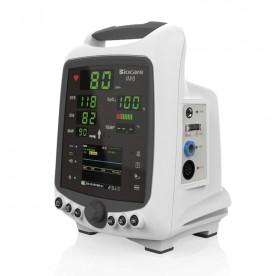 MONITOR MULTIPARAMETRICO VITAL SIGN - DISPLAY TFT LCD - Biocare iM8