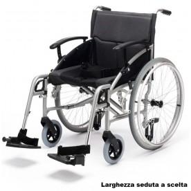 CARROZZINA AD AUTOSPINTA - DOPPIA CROCIERA - SGANCIO RAPIDO - N24R24