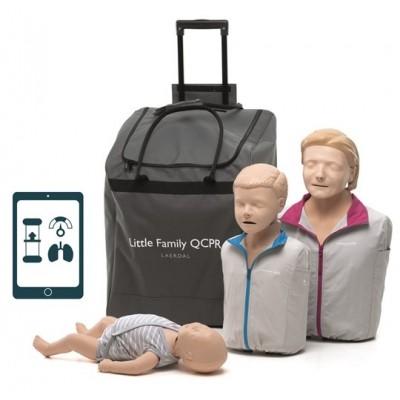 LITTLE FAMILY PACK - FORMAZIONE PRIMO SOCCORSO - New 2020 - Laerdal