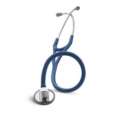 Stetofonendoscopio Cardiologo con membrana fluttuante - Stetoscopio LITTMANN MASTER CARDIOLOGY - BLU NAVY