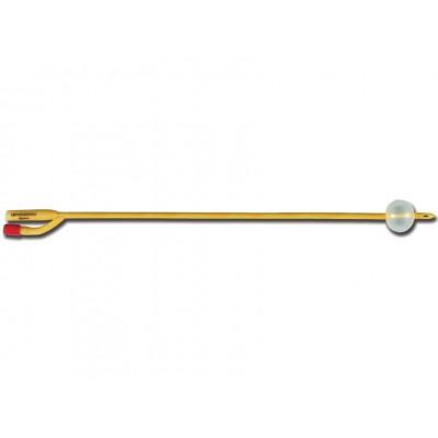 CATETERE FOLEY 2 VIE ch/fr 16 - sterile con palloncino - Conf. da 50 pezzi