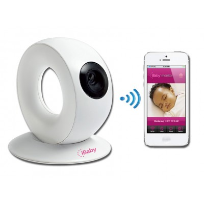 BABY MONITOR iBABY M2 WEBCAM