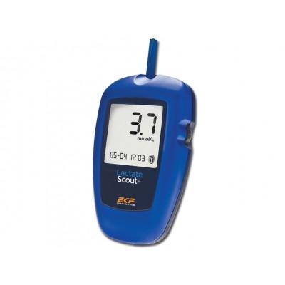 MISURATORE LATTATO NEL SANGUE - LACTATE SCOUT + tecnologia Bluetooth