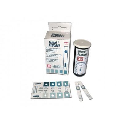 """Test Strisce - Misuratore Glicemia """"VISUAL"""""""
