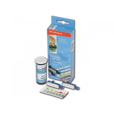 """Test Strisce - Misuratore Colesterolo """"VISUAL"""""""