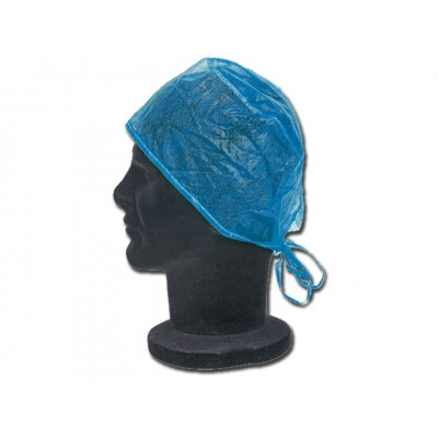CAPPELLINO CHIRURGICO - azzurro - Conf. da 1000 pz.