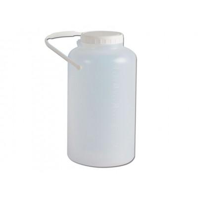 CONTENITORE URINE 24 ORE - Bottiglia da 2500ml - Conf. 30pz