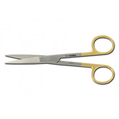 FORBICI RETTE C.T. - punte acute - 14.5 cm