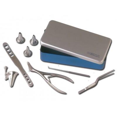 KIT TROUSSE ORL - in scatola alluminio
