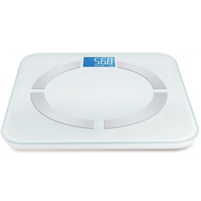BILANCIA MULTIFUNZIONE - BIA BODY FAT - Gima Libra - Bluetooth - bianca