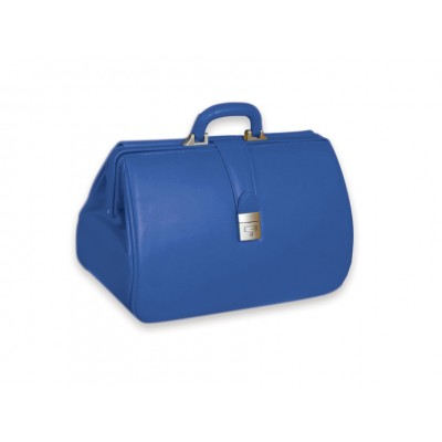BORSA MEDICO - Gima Kansas - blu elettrico - Dim. 42x20xh24 cm