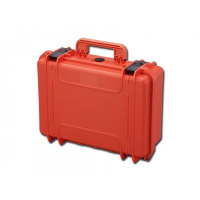 VALIGETTA STAGNA GIMA CASE 430 - RESISTE ACQUA E POLVERE - arancione