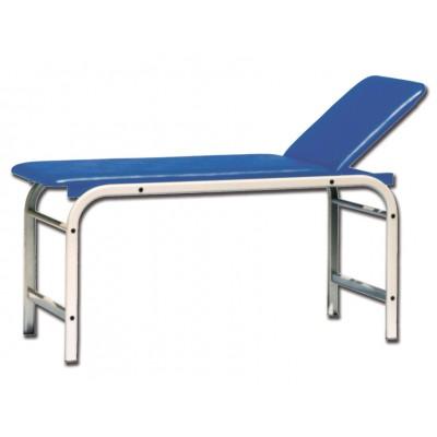 LETTINO MEDICO DA VISITA KING - blu - 190x60x80 Cm