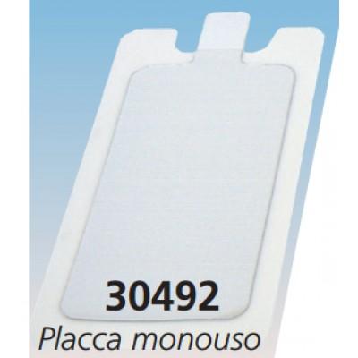 PLACCA MONOUSO - adulti - Conf. da 25 pz.