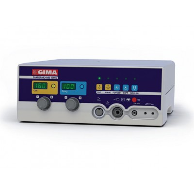 ELETTROBISTURI ELETTRONICO DIATERMO 160 D - MONO-BIPOLARE - 160 Watt