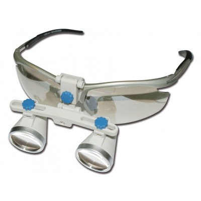 OCCHIALI MEDICALI BINOCLUARI STYLE 3.5X - 420 mm