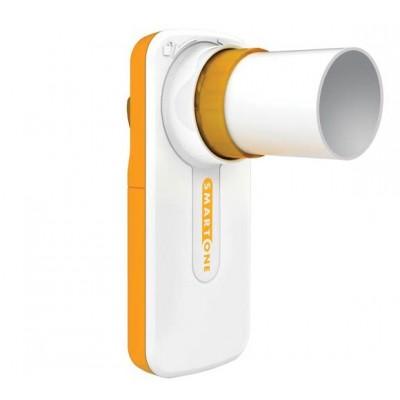 MISURATORE / ANALIZZATORE PICCO DI FLUSSO E ASMA - CONNESSIONE BLUETOOTH SMARTPHONE IOS E ANDROID - Gima Mod. Smart one