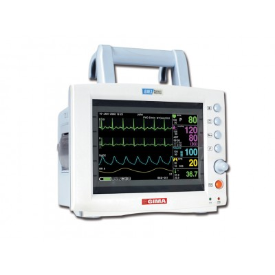 MONITOR MULTIPARAMETRICO VETERINARIO - SpO2 - DISPLAY LCD - BM3