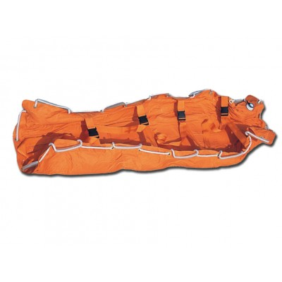 MATERASSO VACUUM MAT ORANGE - Pompa non inclusa
