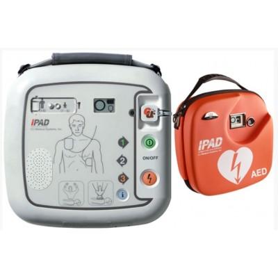 DEFIBRILLATORE SEMIAUTOMATICO AED IPAD CU-SP1 - SELETTORE ADULTI/BAMBINI