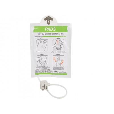Coppia di Piastre Adulti per Defibrillatore Semiautomatico I-PAD e CU