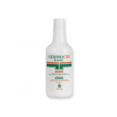 DISINFETTANTE SPRAY PER AMBIENTI - GERMOCID BASIC - Gima - 750 ml