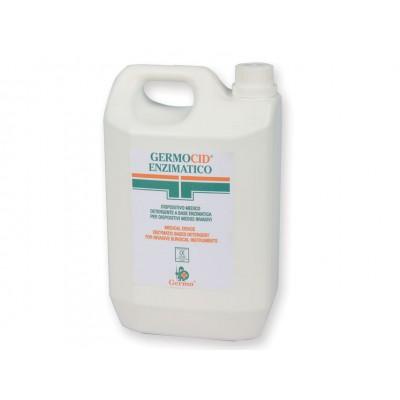 DETERGENTE ENZIMATICO - GERMOCID - Tanica da 3 litri