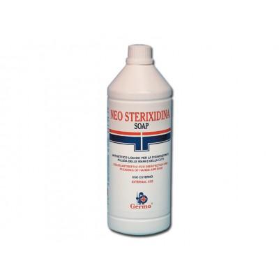 SAPONE DISINFETTANTE MANI - NEO STERIXINA SOAP - 1 litro