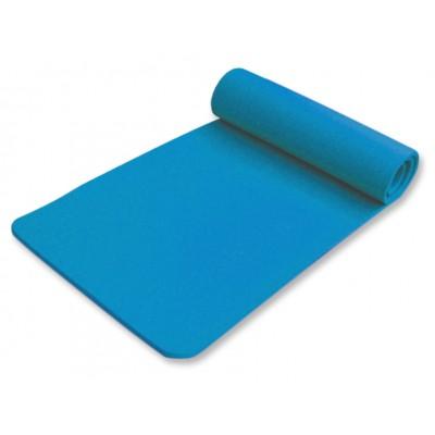 TAPPETINO PER ESERCIZI FISICI E DI RIABILITAZIONE - IN ESPANSO - Dim. 180x60xh1,6 cm - Colore: Azzurro