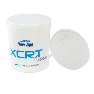 CREMA PER TECARTERAPIA DA 1 KG - NEW AGE - XCRT Cream - Conf. 6pz
