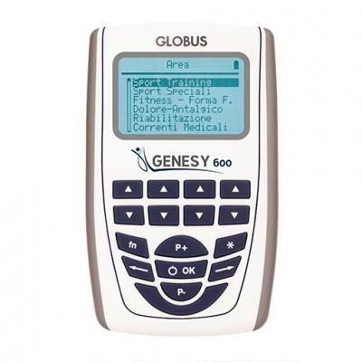 ELETTROSTIMOLATORE A 4 CANALI - 149 PROGRAMMI - Globus Genesy 600