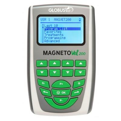 MAGNETOTERAPIA VETERINARIA - 2 CANALI E 2 SOLENOIDI - MagnetoVet 200