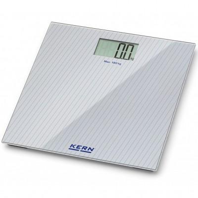 BILANCIA PESAPERSONE DIGITALE DA PAVIMENTO - KERN MGD - Portata 180kg
