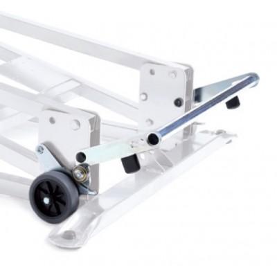 ROLLER EASY - 2 RUOTE PER POLTRONA RELAX - Moretti - Diam. 75 mm