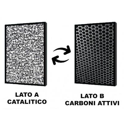 MULTIFILTRO PER PURIFICATORE D ARIA K490- CATALITICO / CARBONI ATTIVI