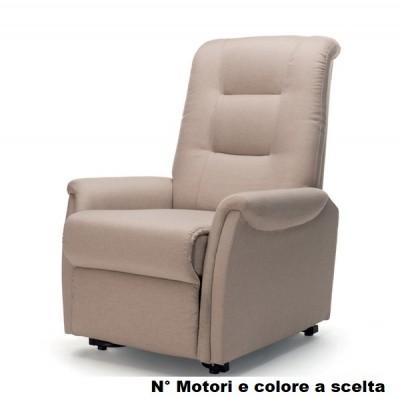 POLTRONA ELETTRICA - ALZAINPIEDI - Lift/Relax/Bed - KSP Kappa 500
