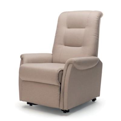 POLTRONA ELETTRICA A 1 MOTORI - ALZAINPIEDI - Lift/Relax/Bed - KSP Kappa 500