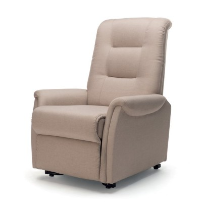 POLTRONA ELETTRICA A 2 MOTORI - ALZAINPIEDI - Lift/Relax/Bed - KSP Kappa 500