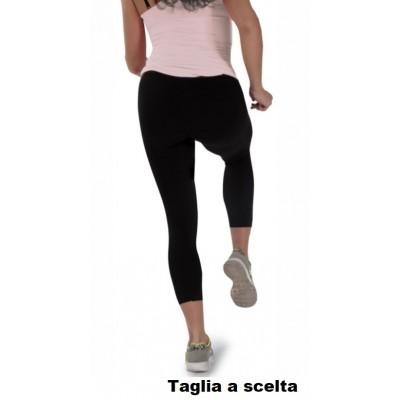 LEGGINGS SPORTIVI FITERGY - ALLEVIA IL DOLORE - NERO