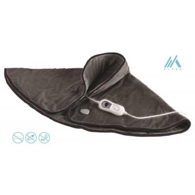 TERMOFORO A MANTELLA ELETTRICO - A 3 TEMPERATURE - LAVABILE - DISPLAY LUMINOSO - Dim: 150x100 cm - Moretti mod. Alpak LTK750
