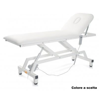 LETTINO DA VISITA ELETTRICO - PORTAROTOLO - Lytus - Piano: 62 cm