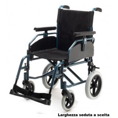 CARROZZINA DA TRANSITO PIEGHEVOLE - RUOTE SGANCIO RAPIDO - N39R12