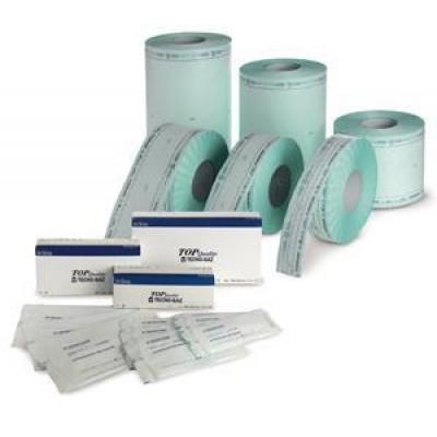 Rotolo per sterilizzazione mm 75x200 mt - Confezione da 8 rotoli