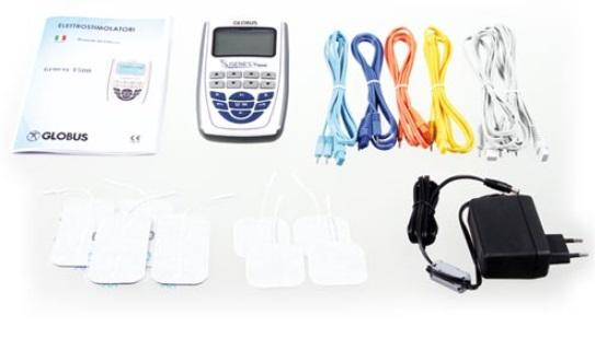 genesy-1500-elettrostimolatore-dotazione