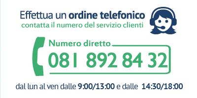 Ordine telefonico - Medisanshop